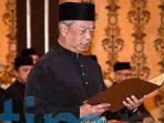 Muhyiddin Yassin Resmi Menjadi PM Malaysia, Muncul Tagar NotMyPM Kutim Post