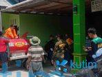 Warga RT 50 Teluk Lingga Bekerjasama Dengan GP Ansor, Melakukan Penyemprotan Desinfektan Guna Pencegahan Covid-19 kutim post