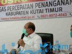 KUTIM POST, SANGATTA - Mengantisipasi adanya penambahan pasien, Rumah Sakit Umum Daerah (RSUD) Kudungga Kutim, telah mempersiapkan 13 Kamar Khusus Covid-19.