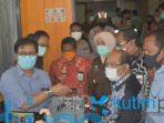KPC Sumbang APD ke Tim Medis Penanganan Covid-19 Kutim post