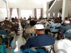 Rapat Koordinasi Takmir dan Imam Masjid Se- Kecamatan Sangatta utara Terkait wabah Covid-19