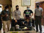 polsek bengalon bekuk bandar narkoba berkedok warung makan