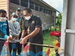 Peresmian Lamin Adat Pentas Seni Rindang Benua Sangatta Selatan