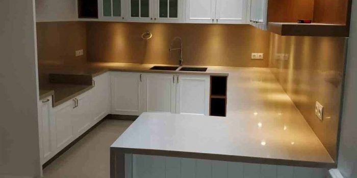 Kitchen Set Idaman Dari Solid Surface Primalite No 1 di Indonesia