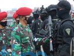 Dankoopssus TNI Siap Mencegah Aksi Terorisme yang Mengancam Kehidupan Masyarakat