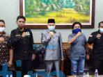 Kunjungan LSM L2HI Kutim Sekaligus Silaturahmi ke Ketua DPRD Kutim