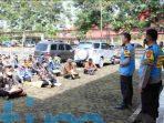 Penerimaan Polri Kini Jalani Test Rikmin, Wakapolres Kutim Tegaskan : Masuk Polisi Tidak Dipungut Biaya Apapun