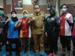 Kasmidi Dukung Atlet Panahan Asal Kutim Berlaga Di Kancah Nasional