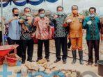 Peletakan Batu Pertama KSP Balota Oleh Wabup Kutim