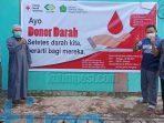 Warga RT 066 Sumbangkan Darahnya Untuk Kemanusiaan