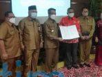 MoU Pemkab Kutim dan Pemprop Kaltim Terkait Pembangunan Daerah