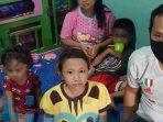 Alpha Peduli Sambangi Suci Gadis Korban Gempa Palu