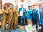DPD KNPI Kutim Resmi Terdaftar di Bakesbangpol usai Musda VII